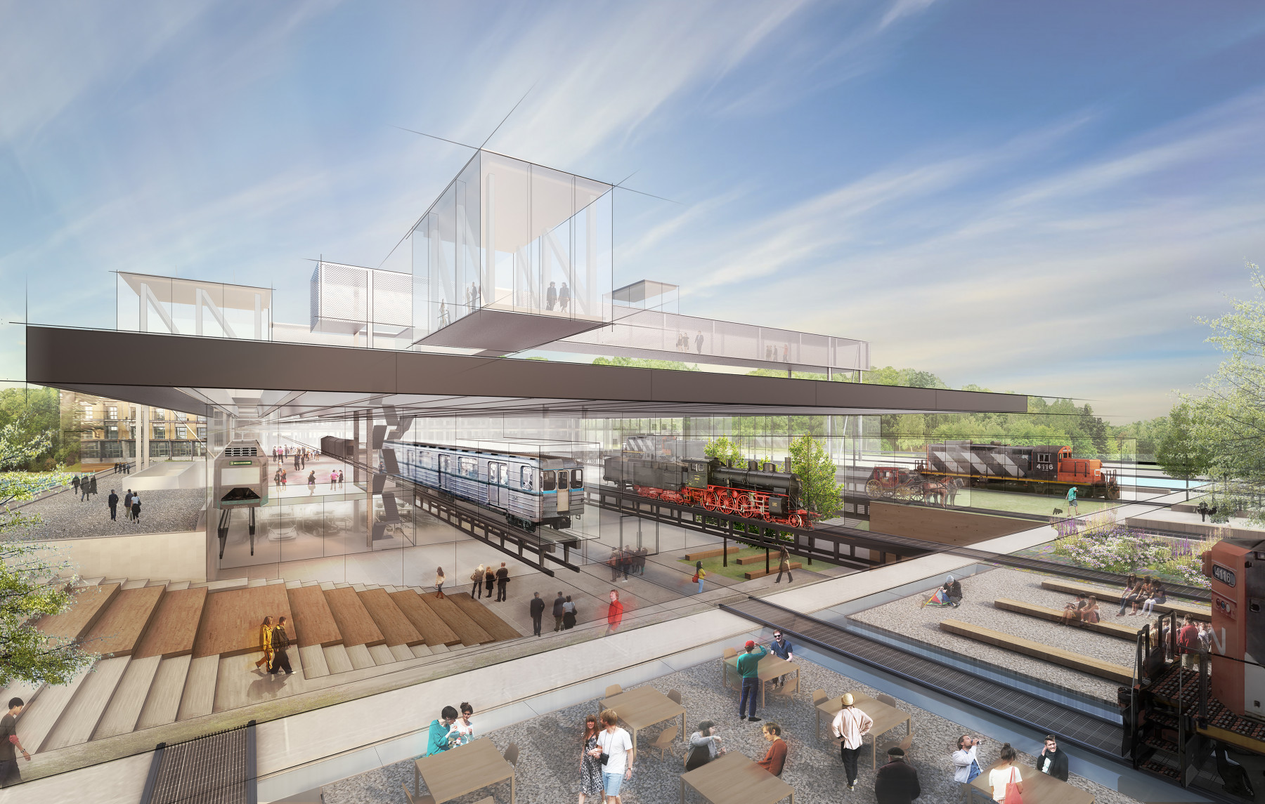 Diller Scofidio + Renfro to Design Hungarian Museum of Transport post's picture