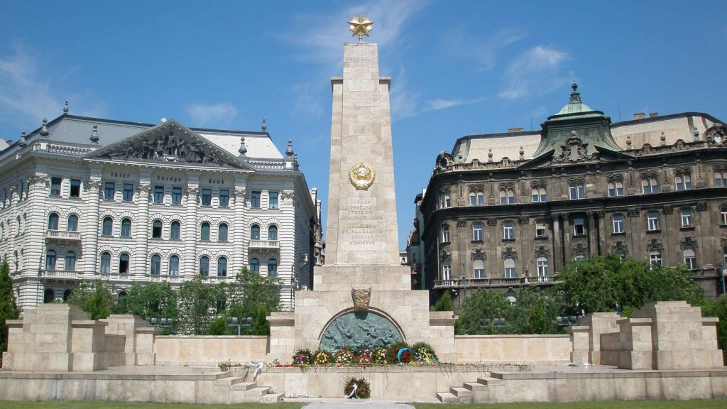Jobbik: Szabadság Square WWII Monument to Soviet Soldiers should be Relocated post's picture