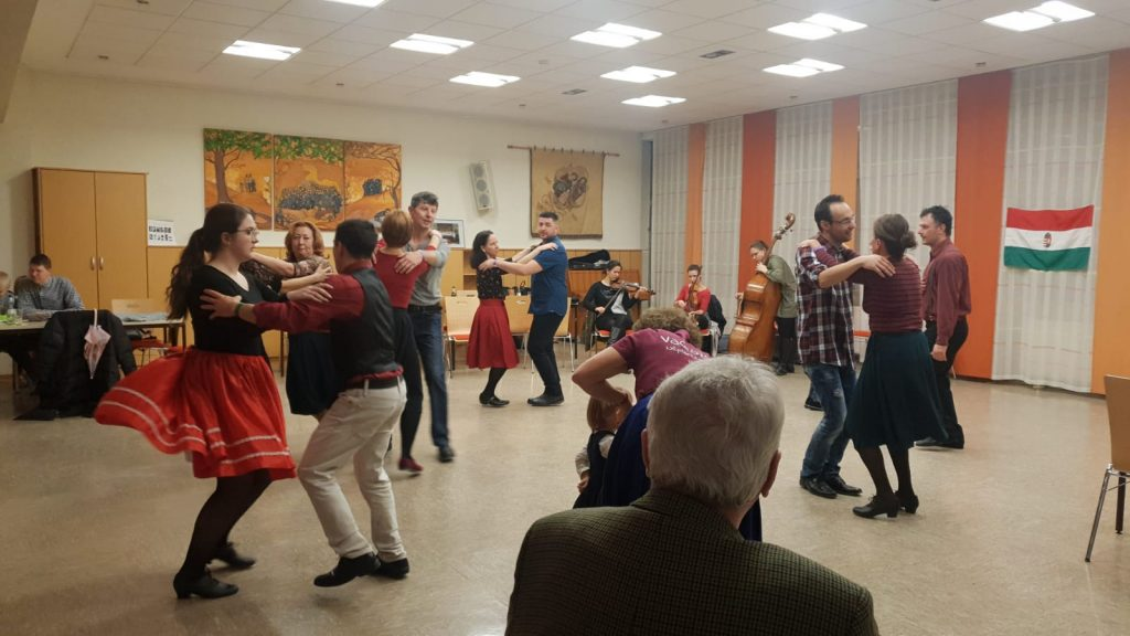 Week in the Life of the Hungarian Diaspora: Closing Event, Farsang and Dance Houses post's picture