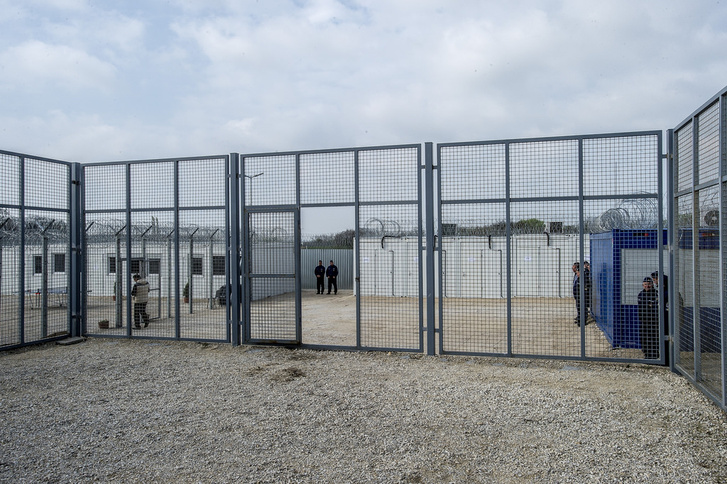 Strasbourg Court Calls on Hungary to Improve the Living Conditions of Asylum Seeker Family post's picture