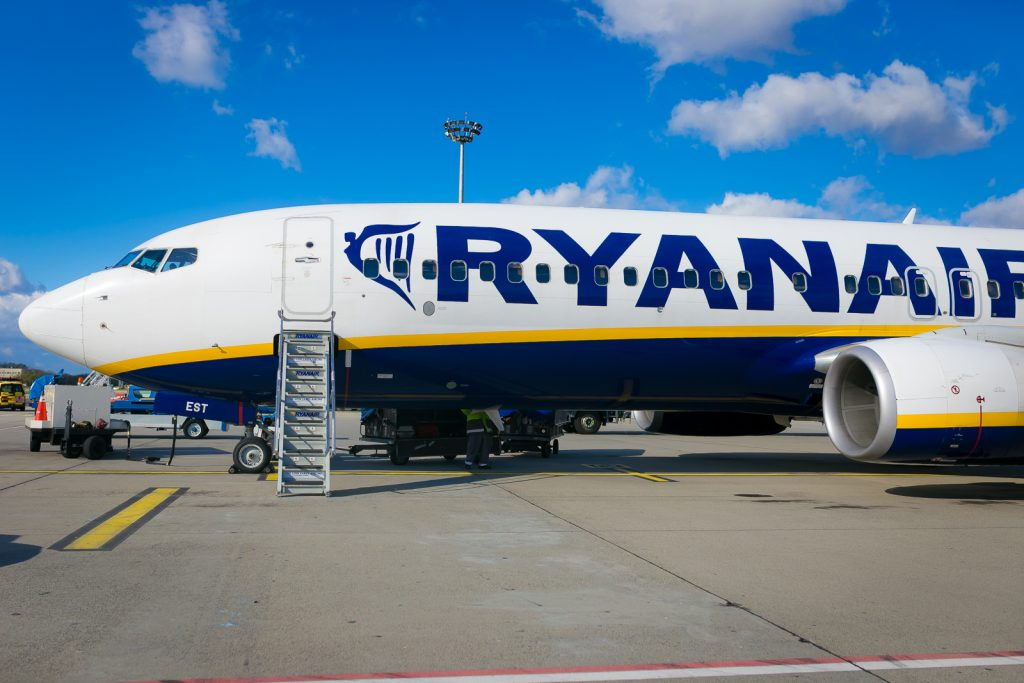 Ryanair to Launch Six New Flights from Budapest post's picture