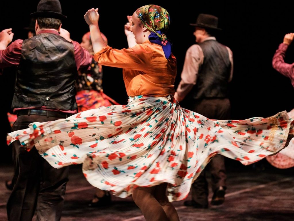 Week in the Life of the Hungarian Diaspora: Winter Folk Dance Camp, Márai Memorial Event and Pannonia Ball post's picture