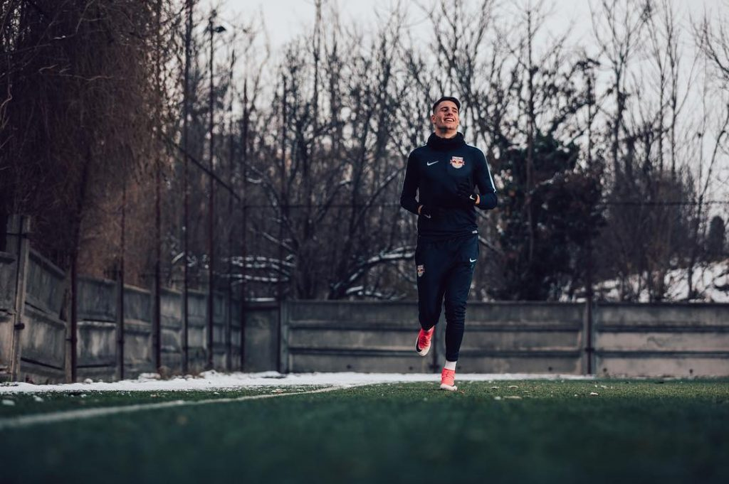 18-Year Old Hungarian Football Prodigy Invited to National Team post's picture