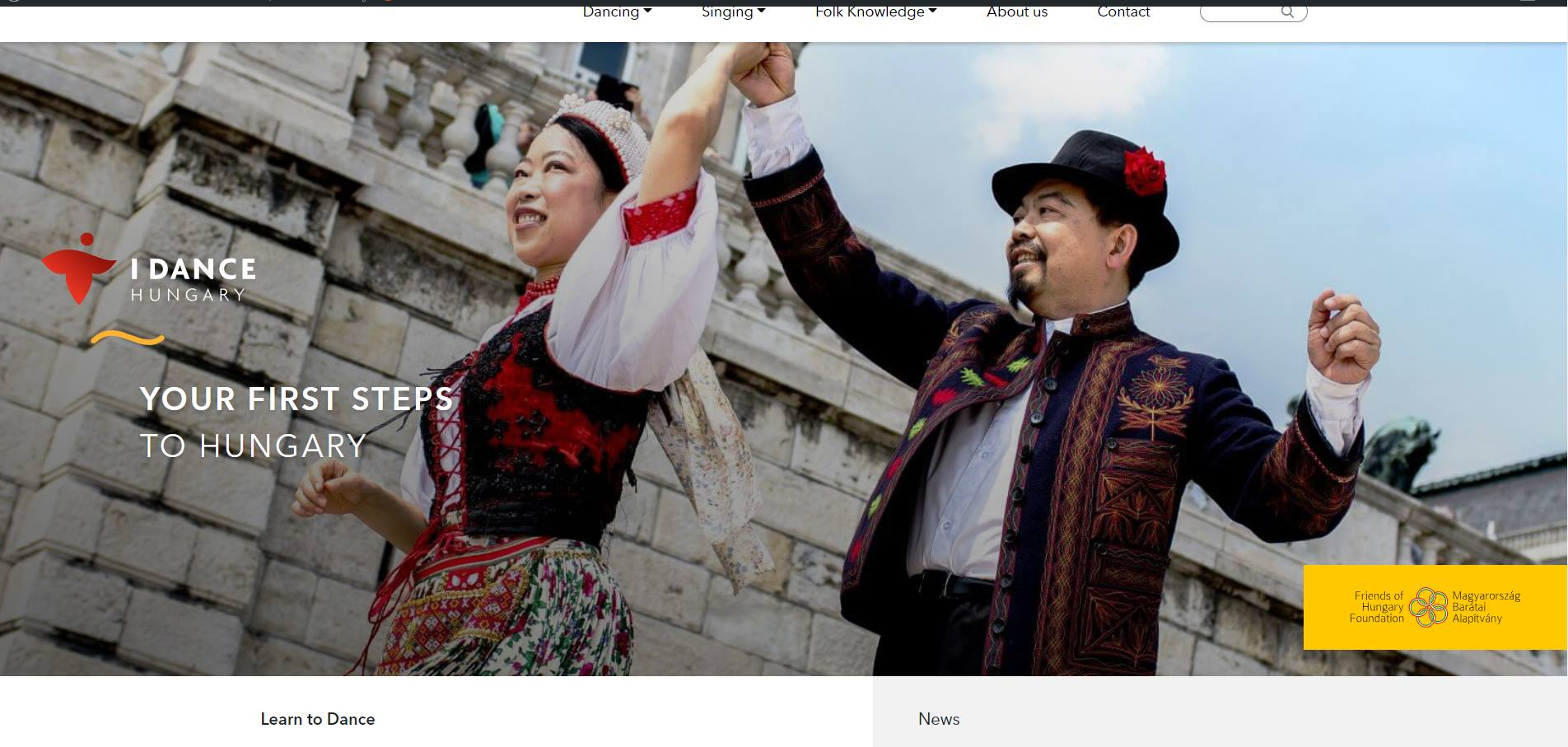 I Dance Hungary: Dancing into Hungarian Culture, No Matter Where You Live post's picture