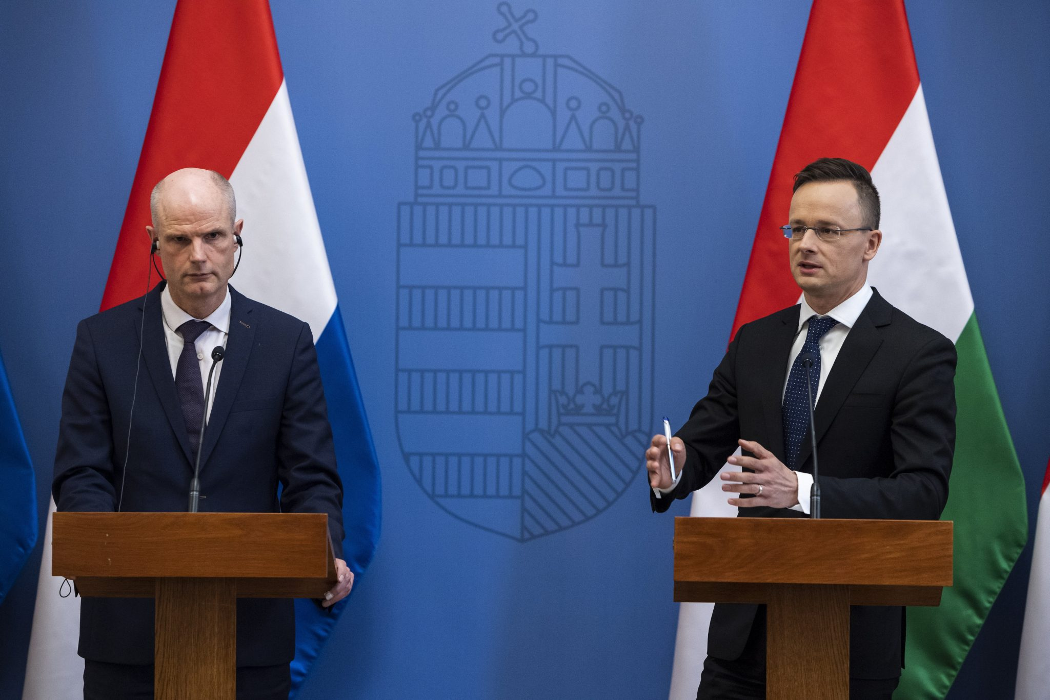 Foreign Minister Advocates 'Mutual Respect' in Ties with Netherlands post's picture