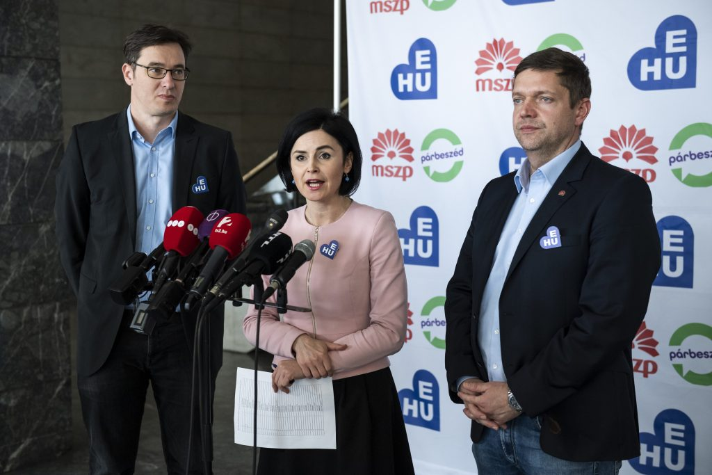 Socialists: EP Election Battle between 'Self-serving Nationalists' and 'Democratic Forces' post's picture