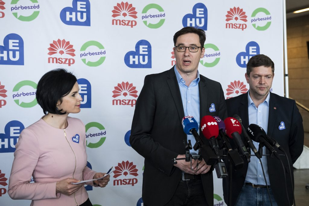 Párbeszéd Politician Ranks Fourth on Joint EP List with Socialists post's picture
