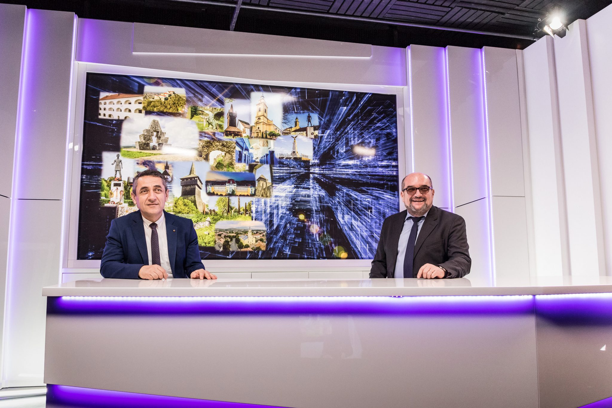Rebuilt HQ of Transcarpathian TV Station Inaugurated post's picture