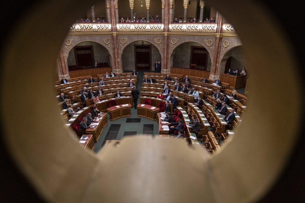 DK: Fidesz Seeking to Restrict MPs' Rights post's picture