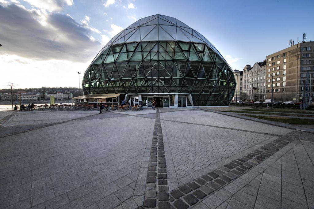Budapest Assembly Votes to Sell 'Bálna' (Whale) Complex post's picture