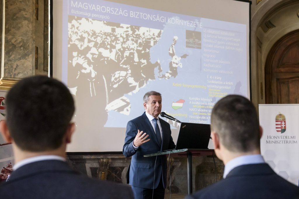 Defense Minister: Security of Western Balkans Priority for Hungary post's picture