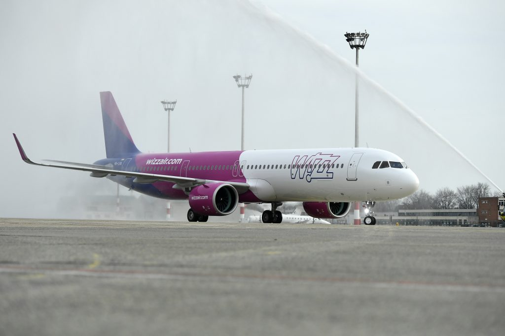 Coronavirus: Wizz Air to Reduce Capacity on Flights to Italy post's picture