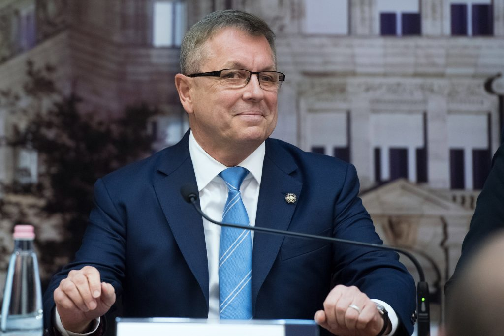Hungary Central Bank Leaves Base Rate on Hold post's picture