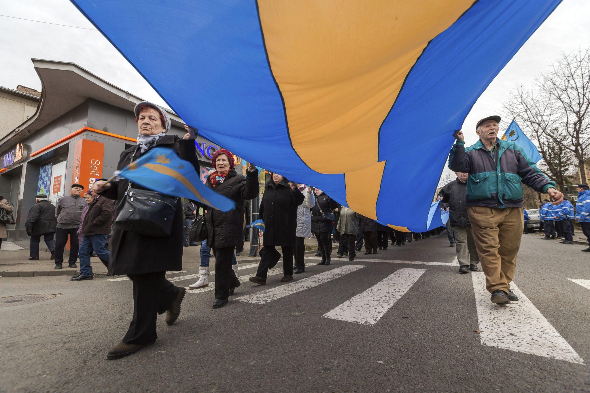 Hungarian Govt Backs Demonstration for Szekler Autonomy post's picture