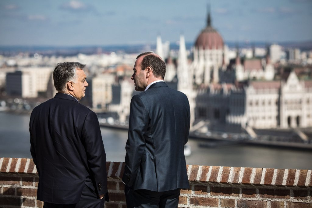 Weber Admits Suspending Fidesz From EPP Was 'Face-Saving' Move post's picture