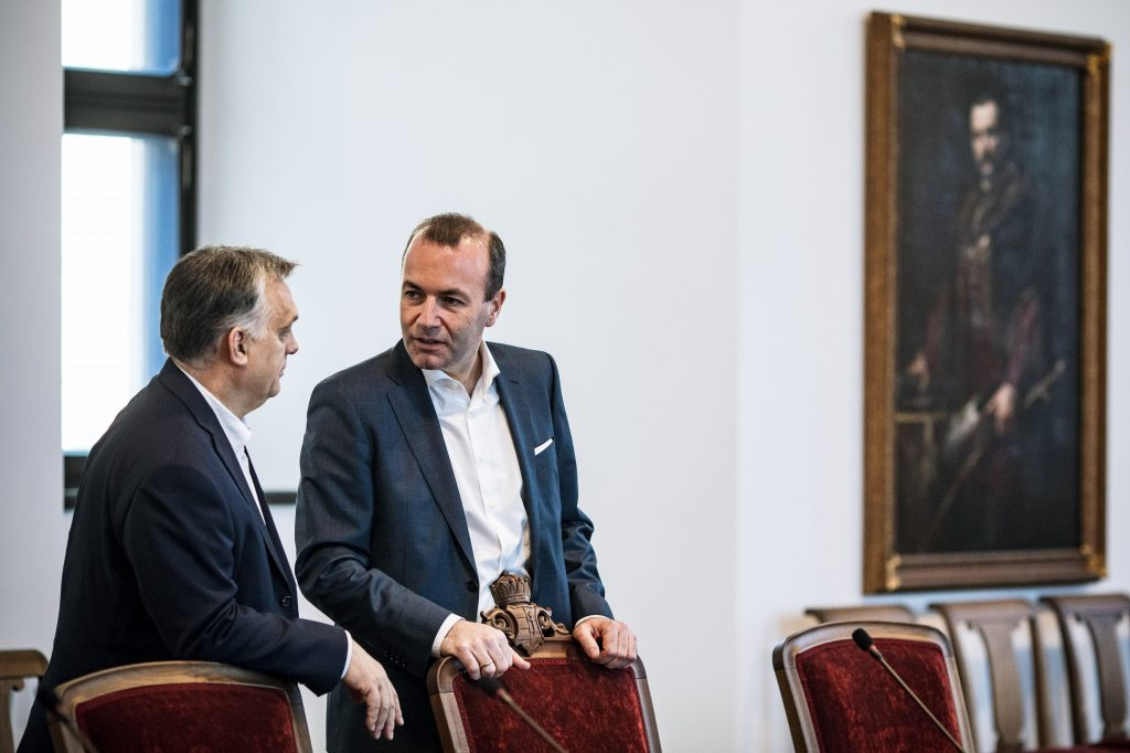 Weber: Talks with Orbán Constructive, Not All Problems Solved post's picture