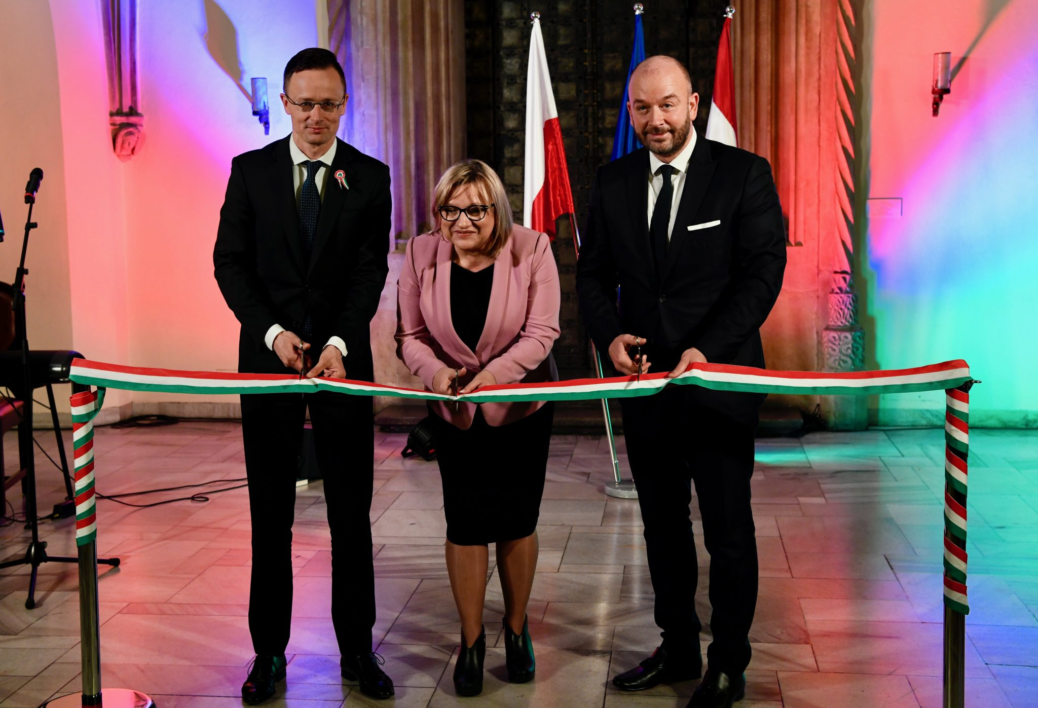 Foreign Minister Inaugurates Consular Office in Wroclaw post's picture