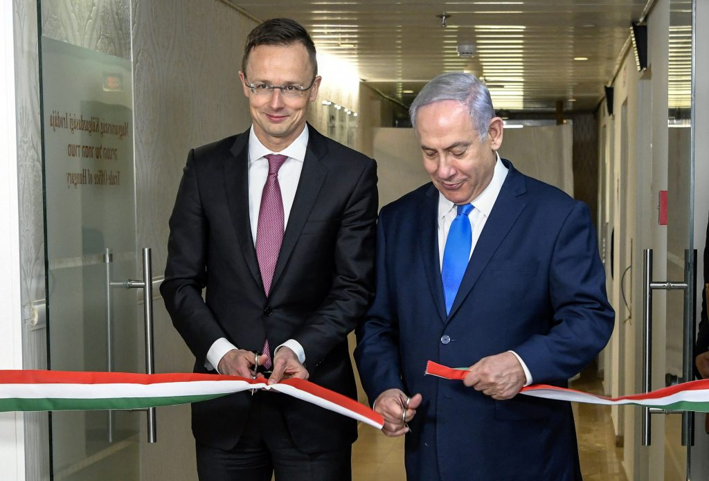 Hungary Opens Foreign Trade Mission in Jerusalem post's picture