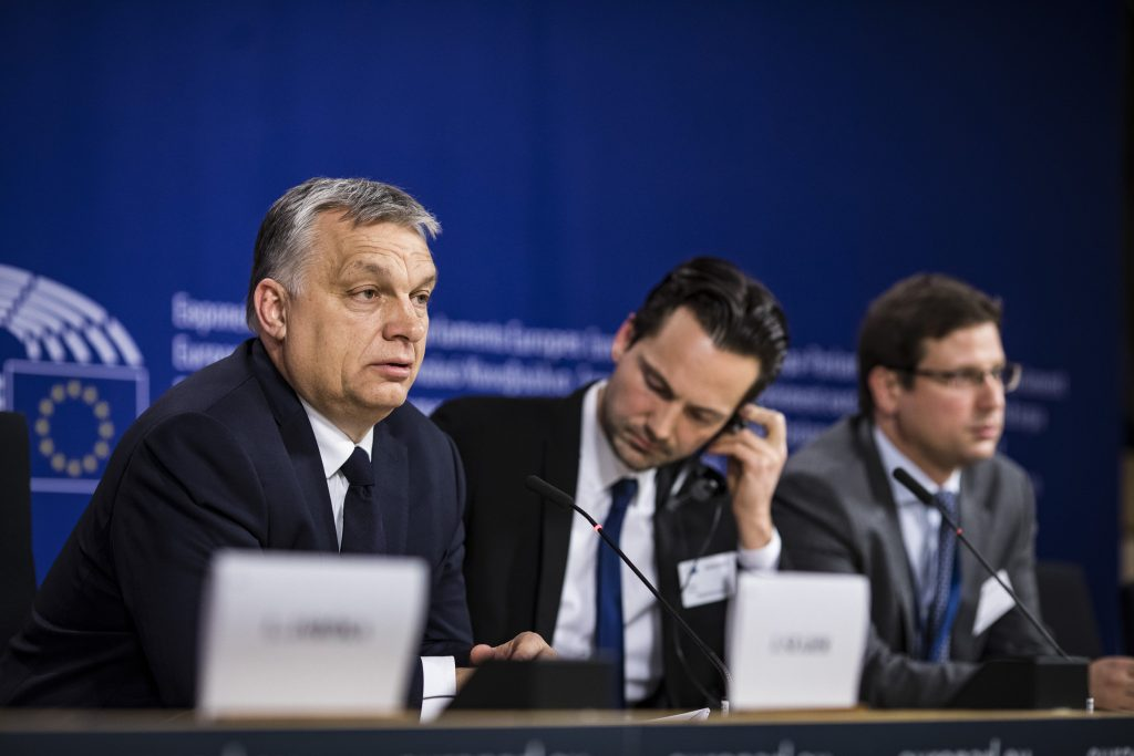 Fidesz Suspended in EPP after Vote on Joint Proposal post's picture