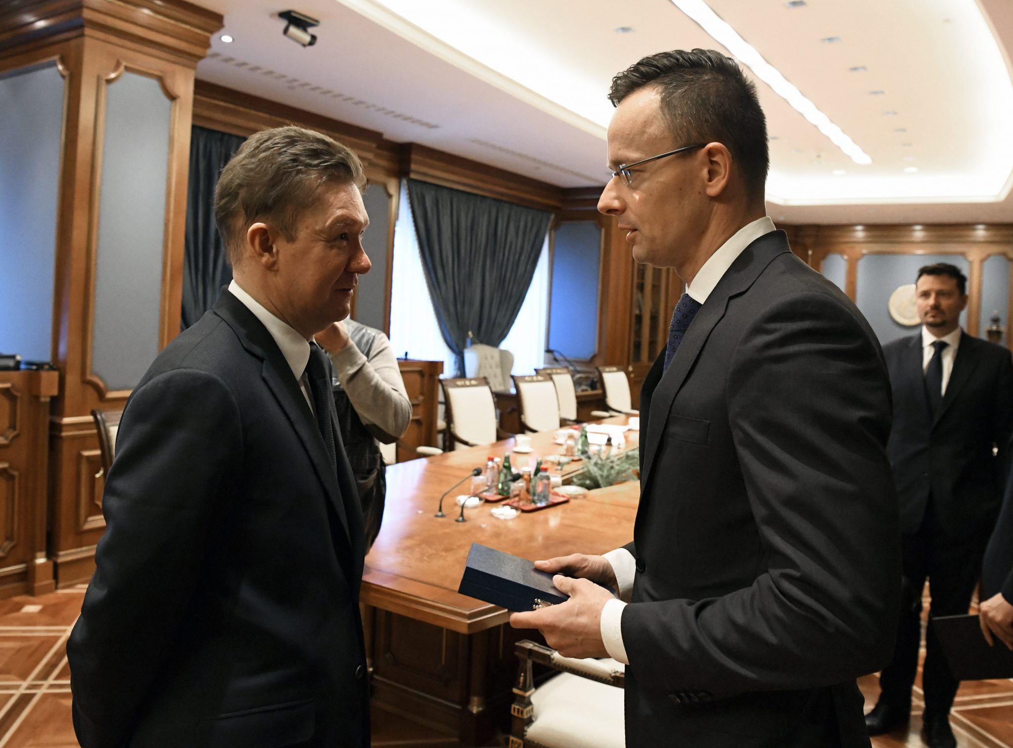 Foreign Minister: Hungary's Gas Supplies Secured for next Year post's picture