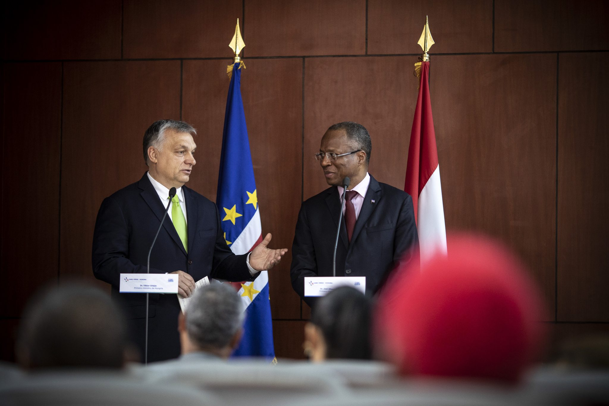 Orbán: Hungary, Cape Verde Linked by Christian Culture post's picture