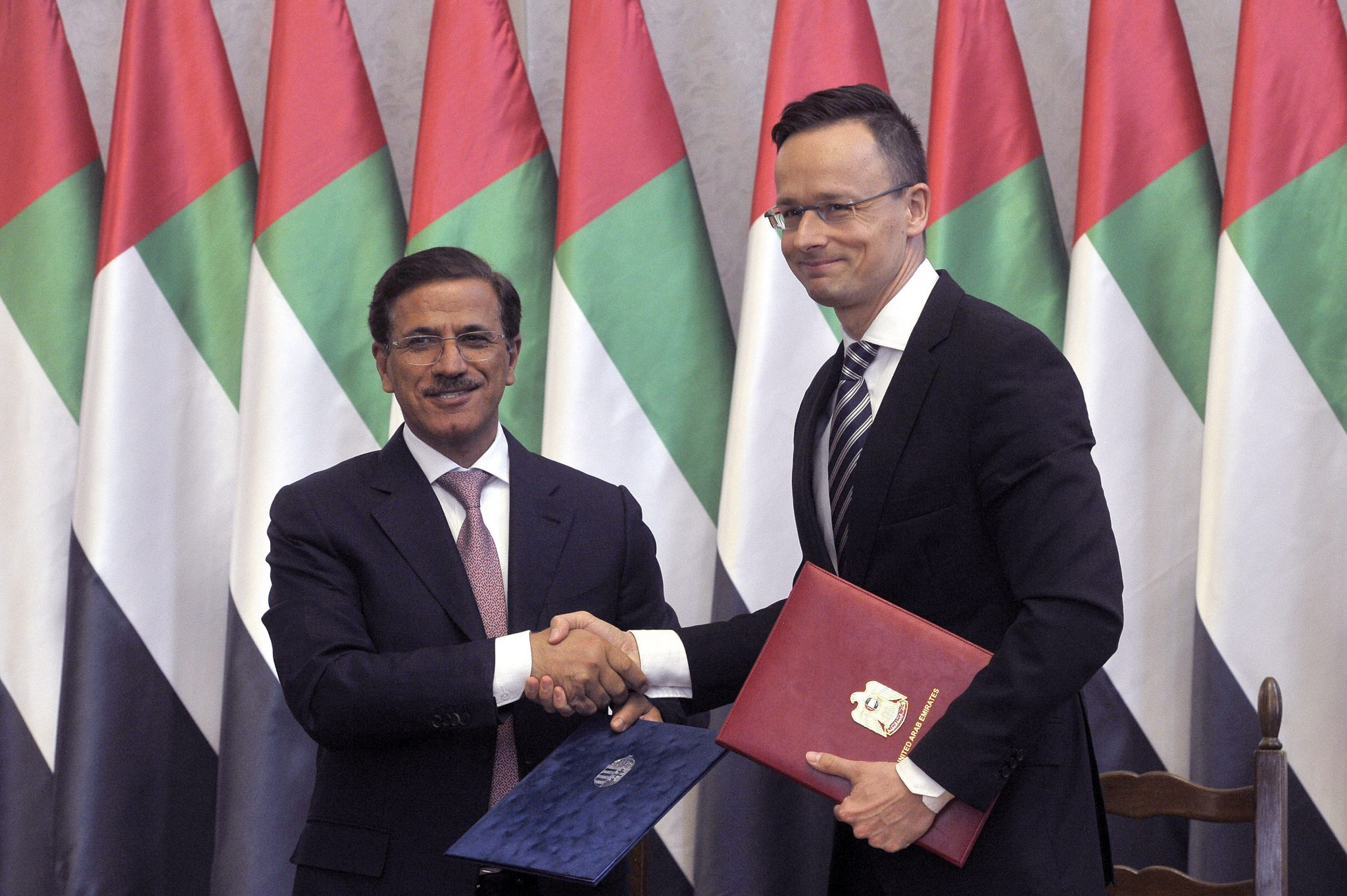 Hungary to Build Close Business Ties with United Arab Emirates post's picture