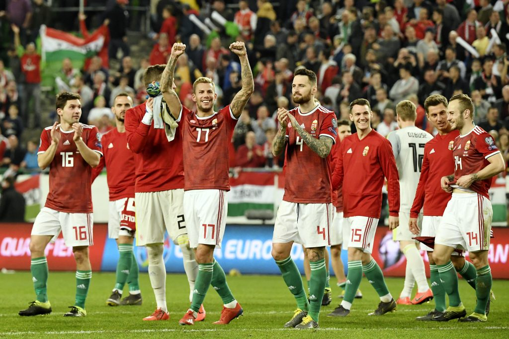 Hungary Beats World Cup Runner-Up Croatia in Euro2020 Qualifier post's picture
