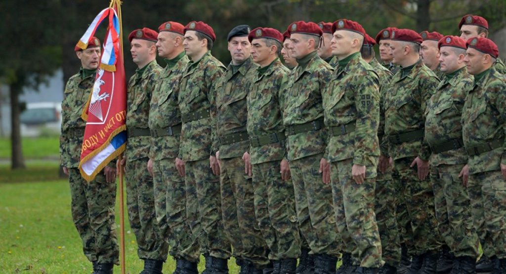 Military Draft in Serbia Sparks Concern post's picture