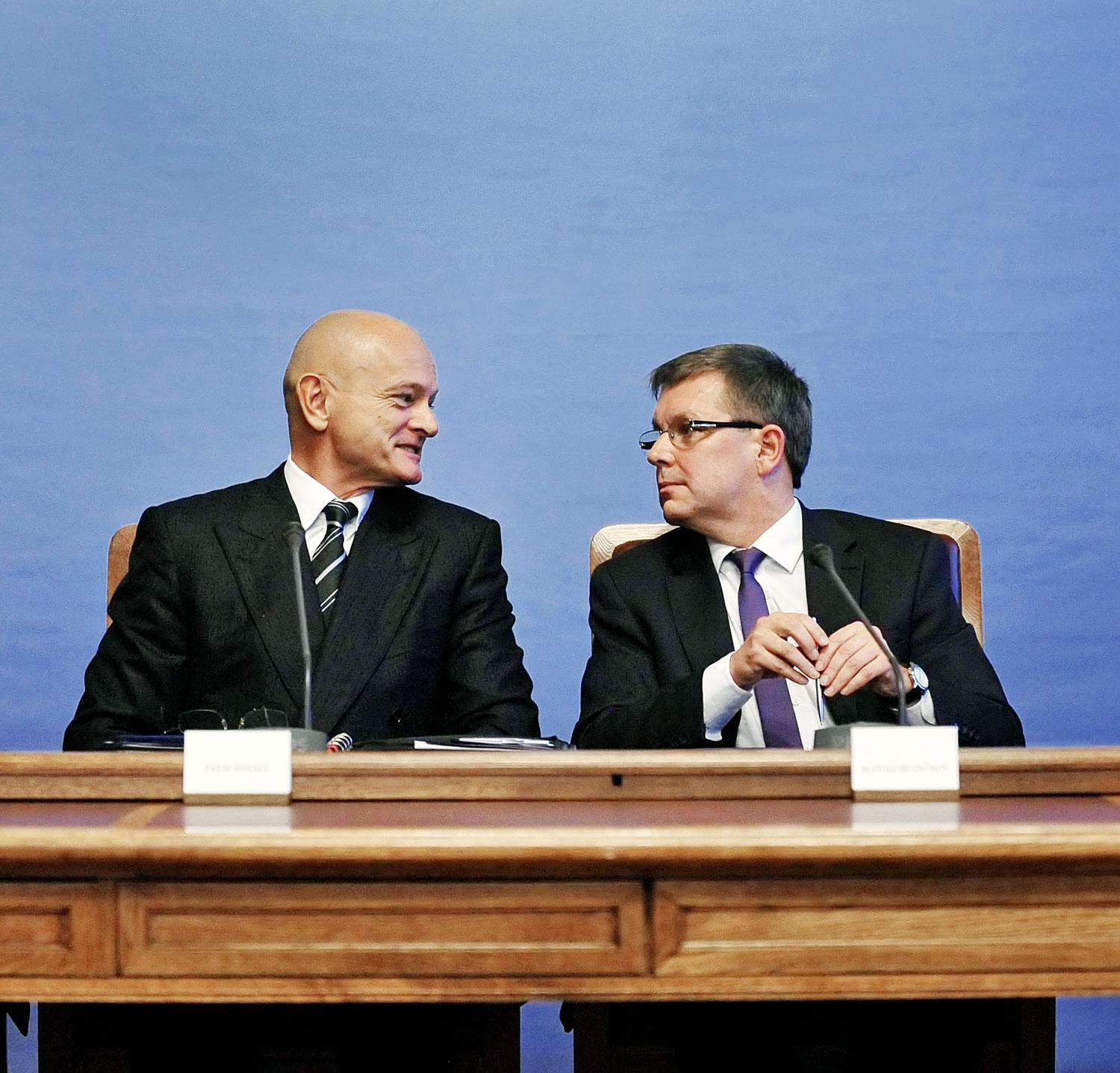 PM to Recommend Mihály Patai for NBH Dep Gov post's picture