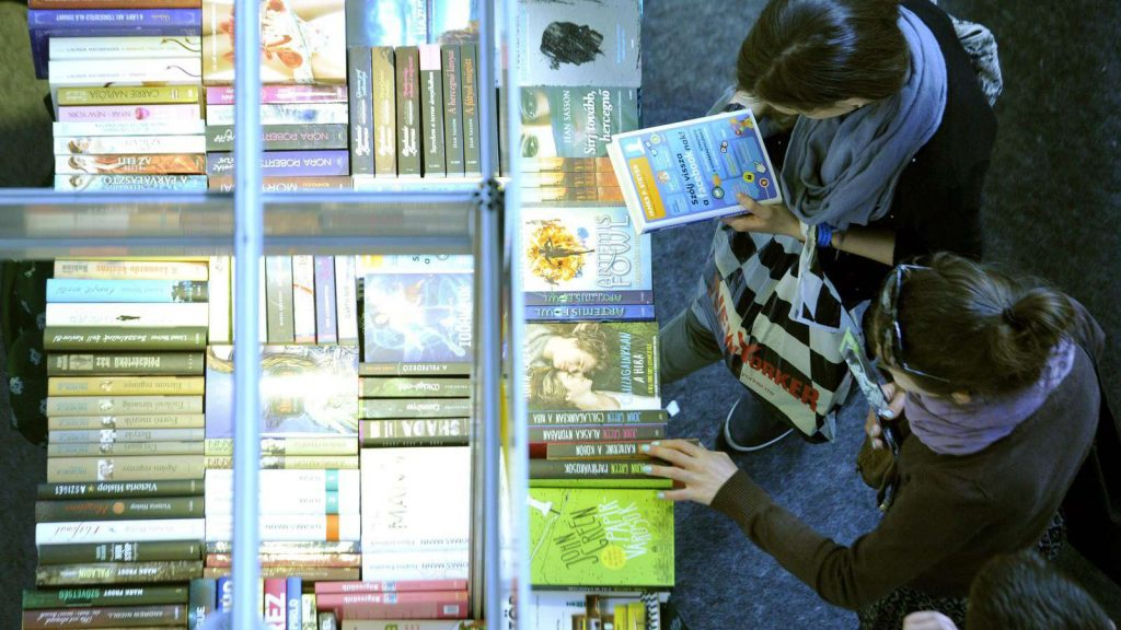 Budapest Intl Book Festival to Host 850 Guests from 24 Countries post's picture