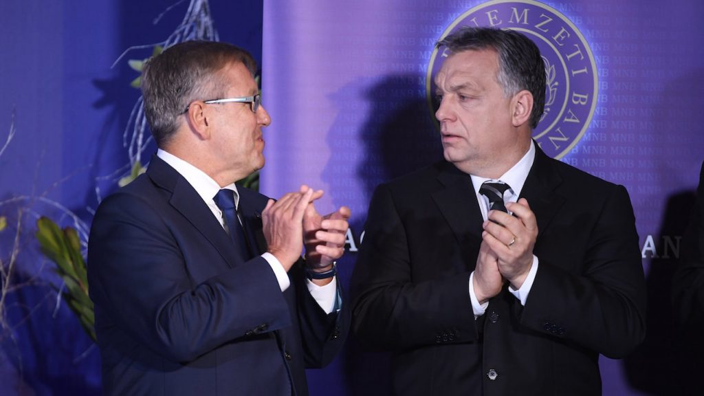 Hungary Aims to Match Austria's Standard of Living Using 330-Point Plan