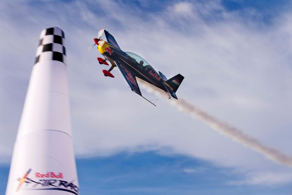 Red Bull Air Race to Be Held in Zamárdi post's picture
