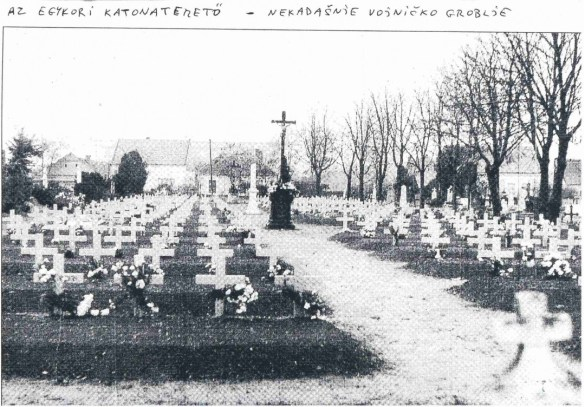 The Final Resting Place of Fallen Hungarian Soldiers Abolished in Nagybecskerk post's picture