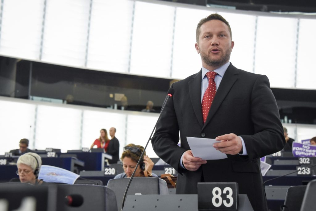 Socialist MEP Calls for Targeted Funding for Independent Media post's picture