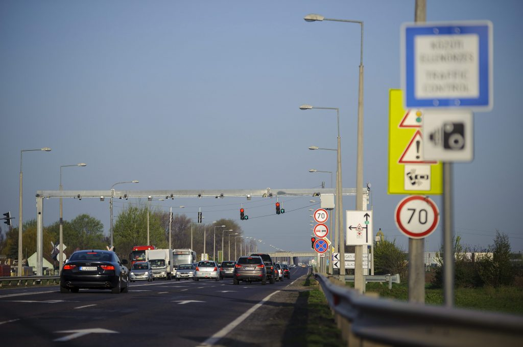 Cameras Catch Speeders Breaking Records on Hungarian Roads post's picture