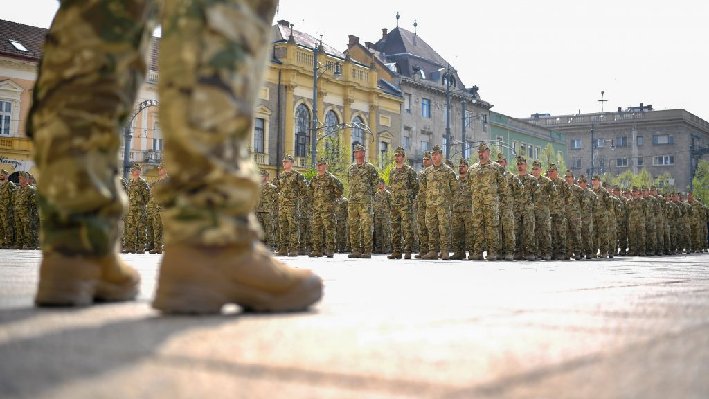 Hungary to Increase Role in International Military Missions post's picture