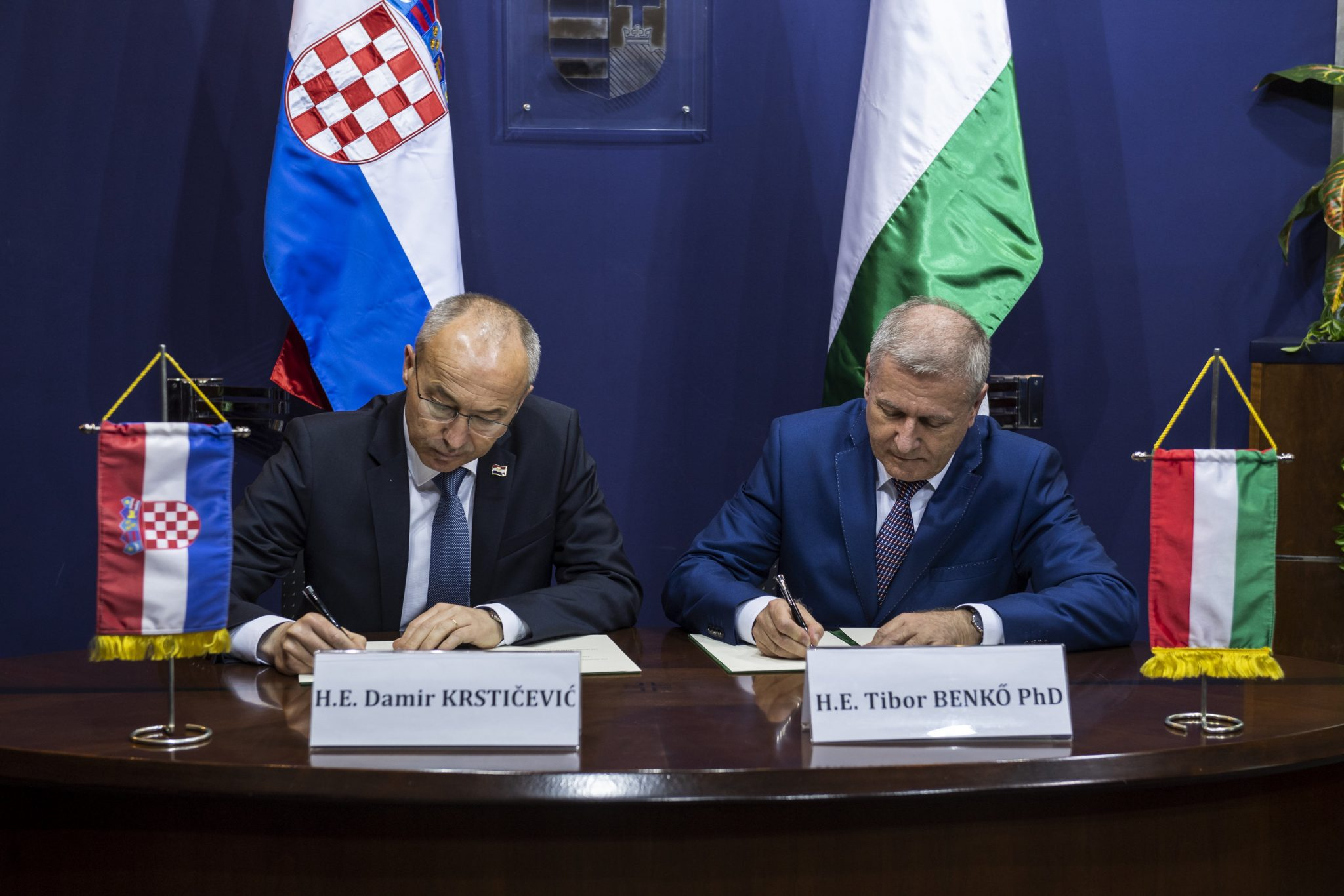 Hungary, Croatia to Expand Military Cooperation post's picture