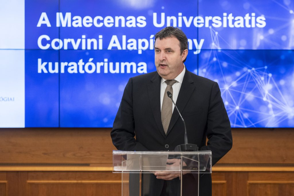 Innovation Minister: Corvinus Restructure Could Attract New Private Resources post's picture