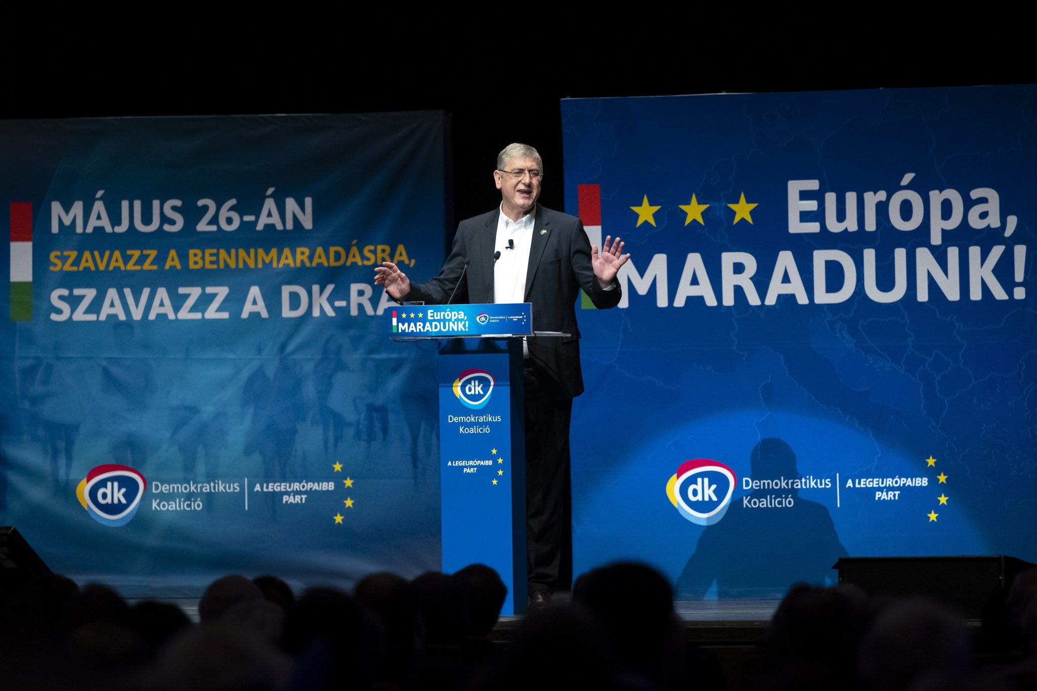 Gyurcsány Calls DK Predictable, 'Most European' Party post's picture