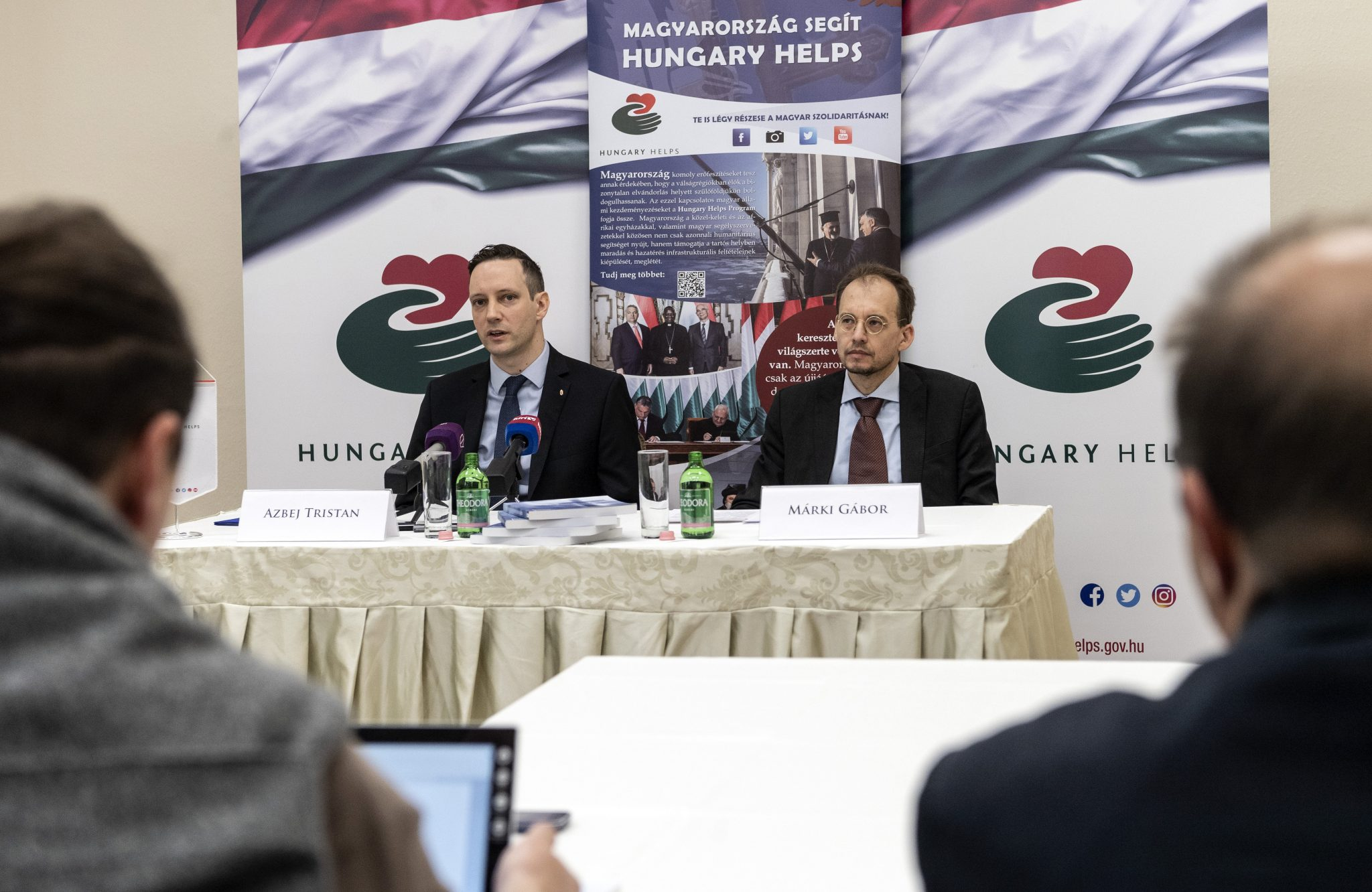 Hungary Helps Agency Formed post's picture