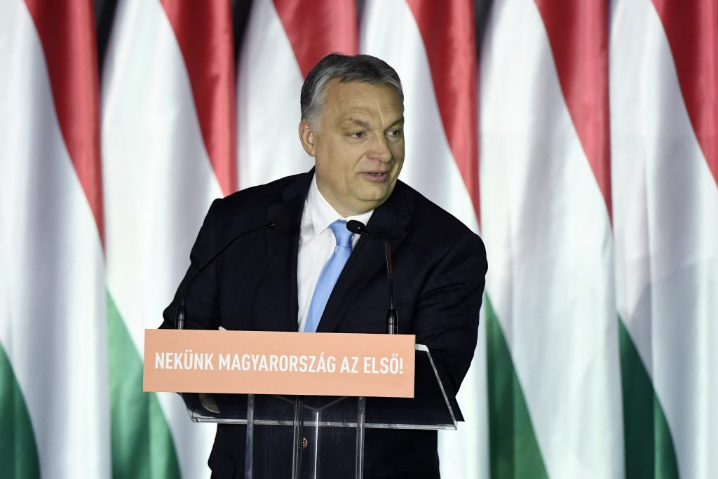Orbán Launches Fidesz EP Campaign: 7-point Programme Against Migration post's picture