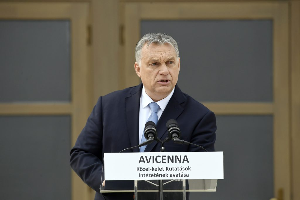 Orbán Inaugurates Avicenna Institute of Middle Eastern Studies post's picture