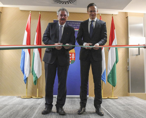 Hungary Opens Diplomatic Mission in Luxembourg post's picture
