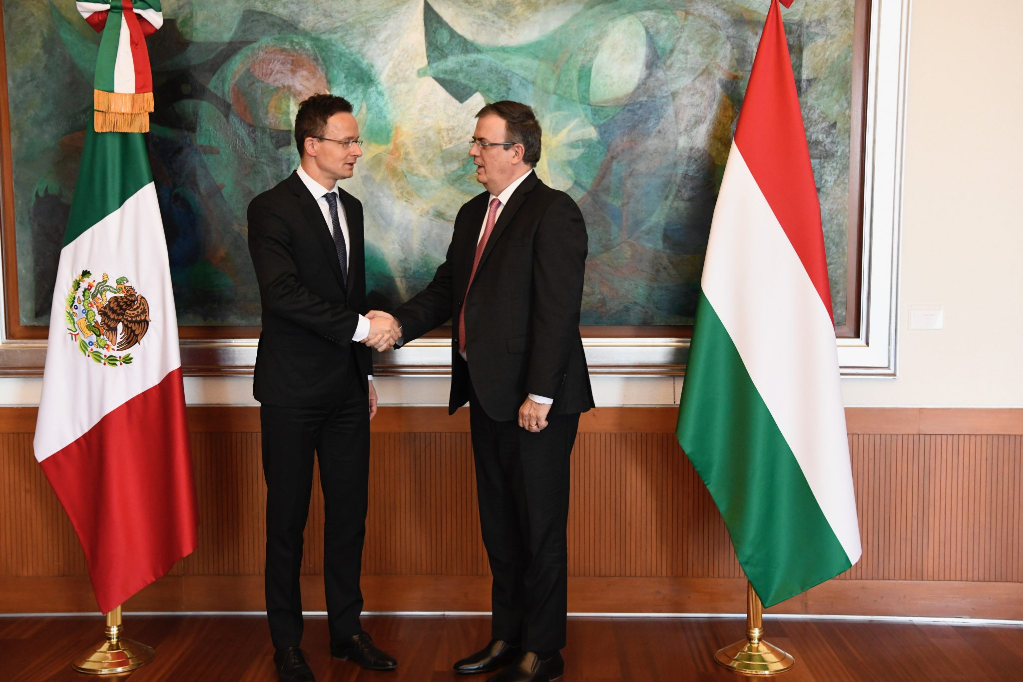 Hungary to Sign Agreement on Aid to Mexico Church Reconstruction post's picture