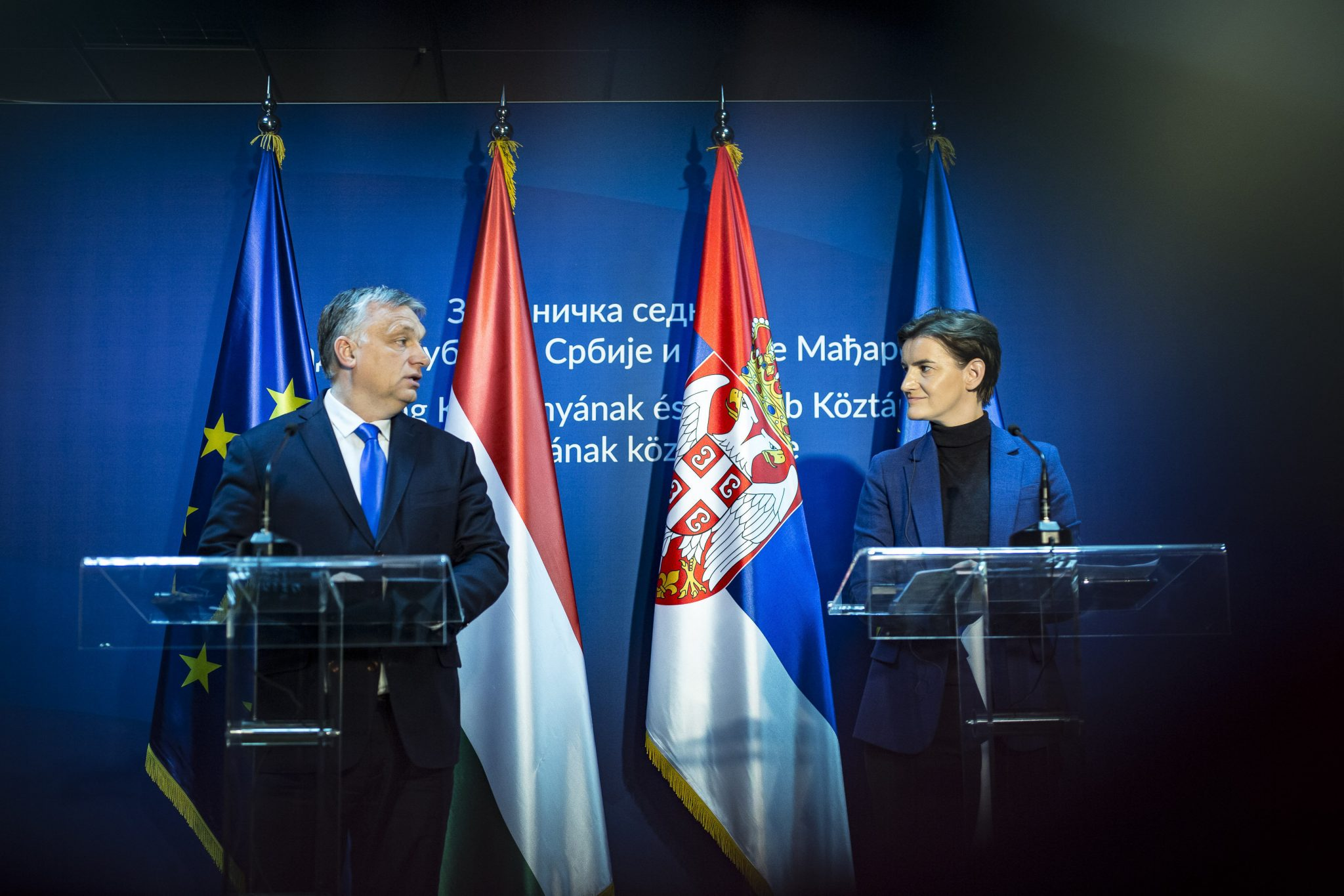 Orbán: Stemming Migration along Balkan Route 'Joint Hungary-Serbia Success' post's picture