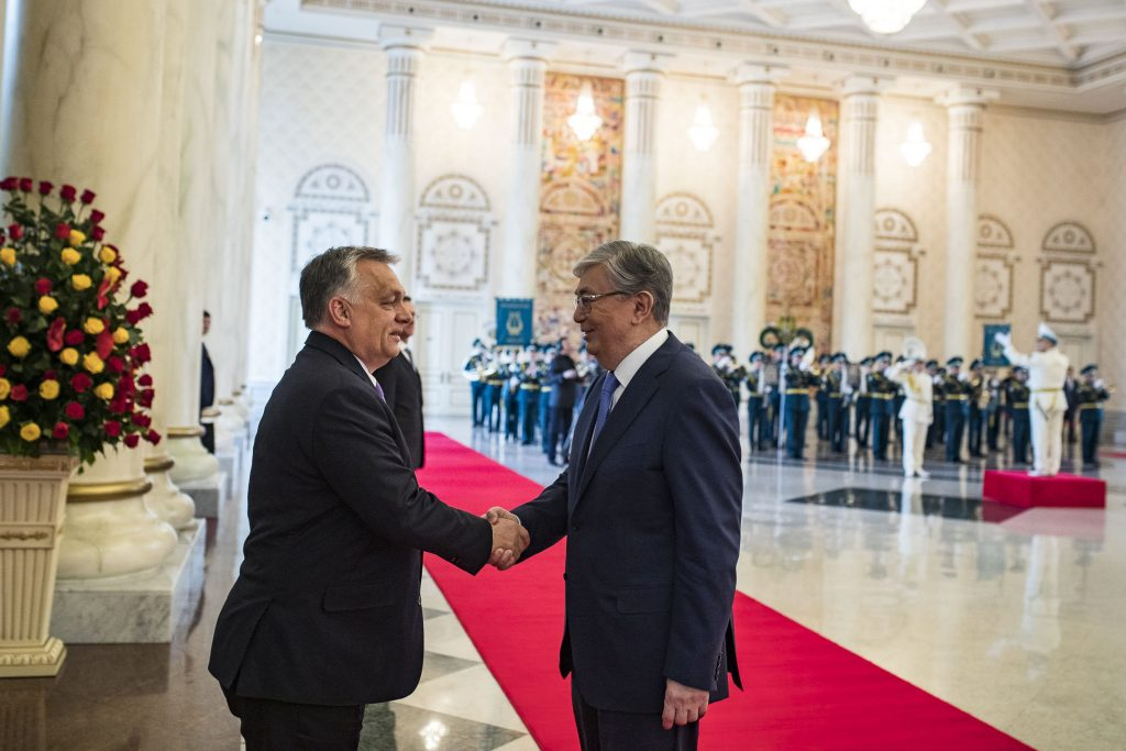 Orbán: Hungary Wants to Bolster Ties with Eastern Countries post's picture