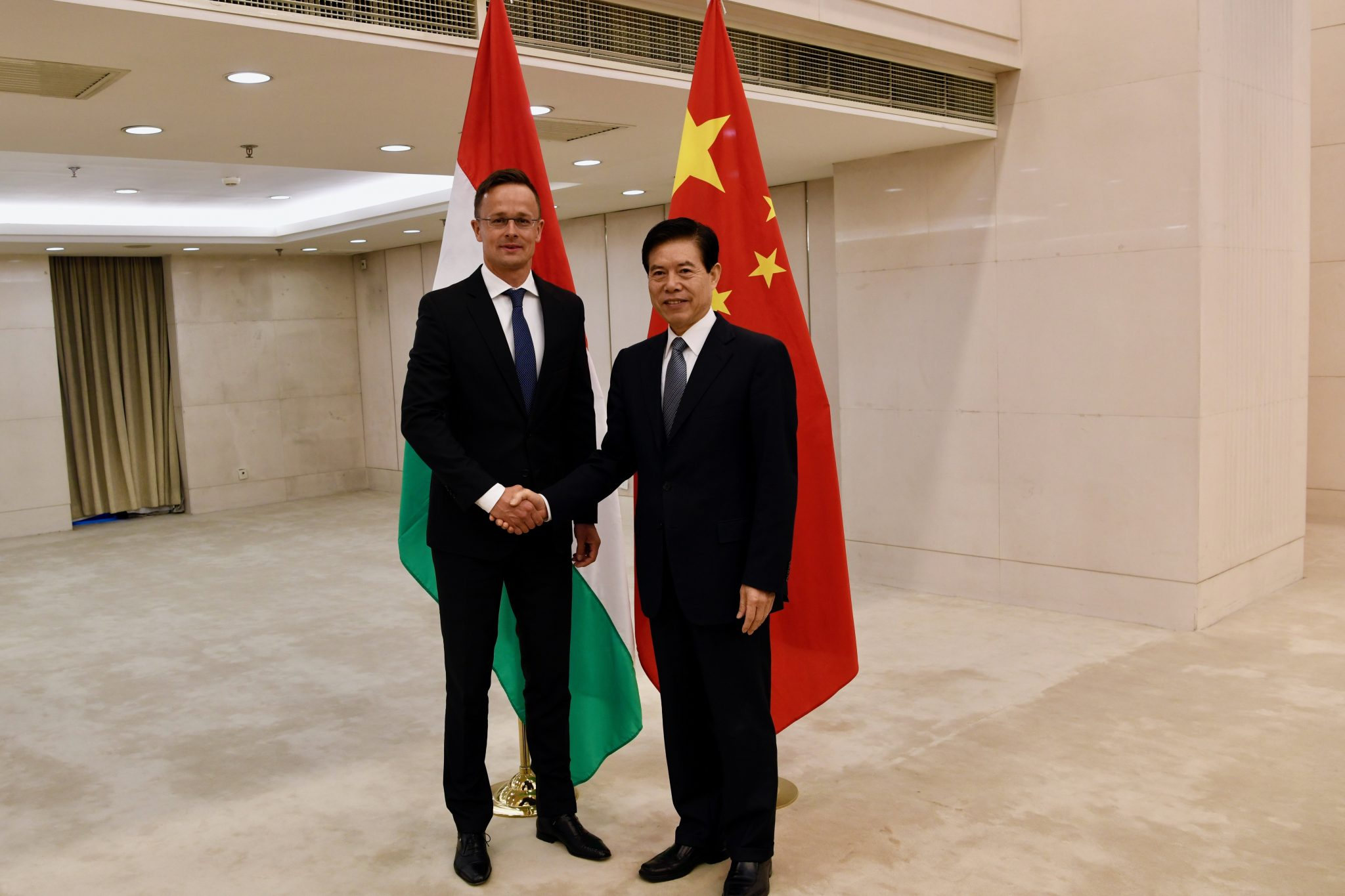 Hungarian Companies Showcased at Water Industry Summit in Beijing post's picture