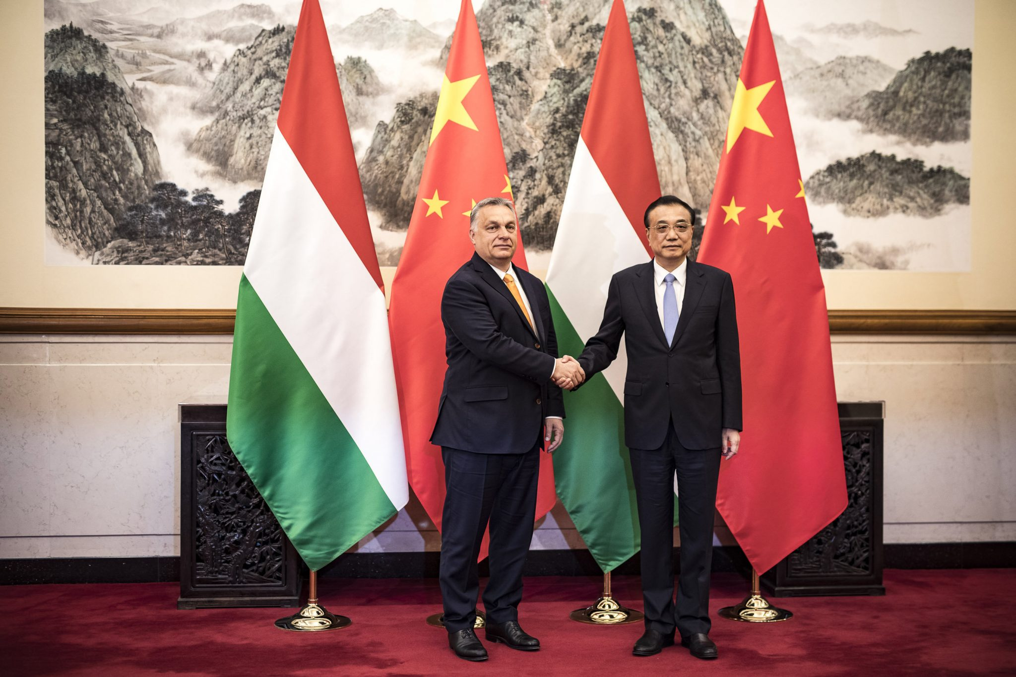 Orbán in China: Hungarians Need an Open World Economy post's picture