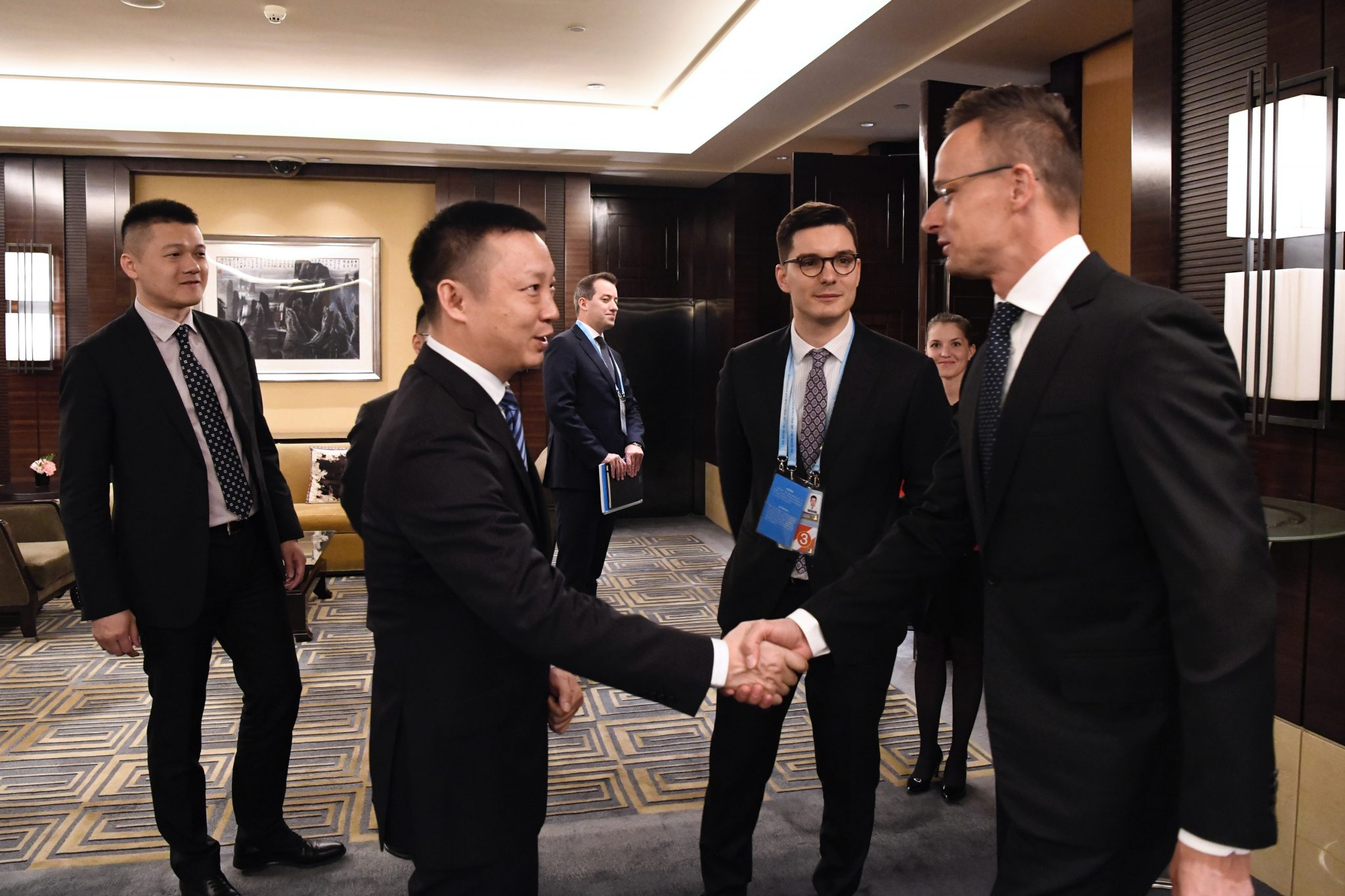 Huawei Building 5G Network in Hungary, says Trade Minister post's picture