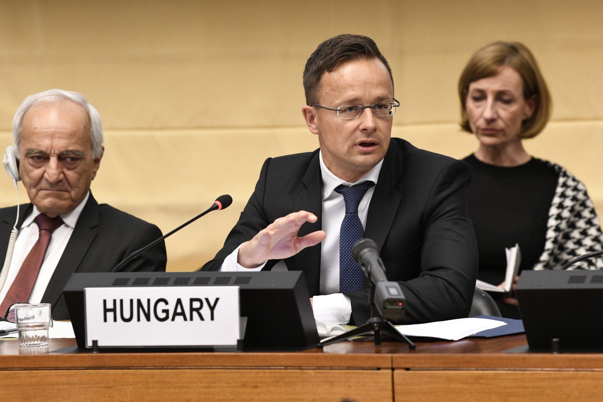 Szijjártó: Timmermans Must Take Responsibility for Migration post's picture